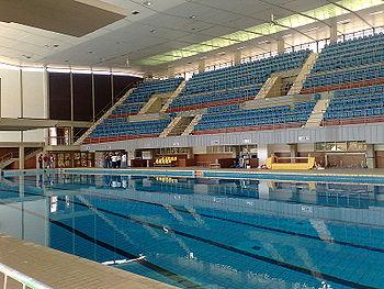 La piscine wikicitoyenlievin for Piscine lievin